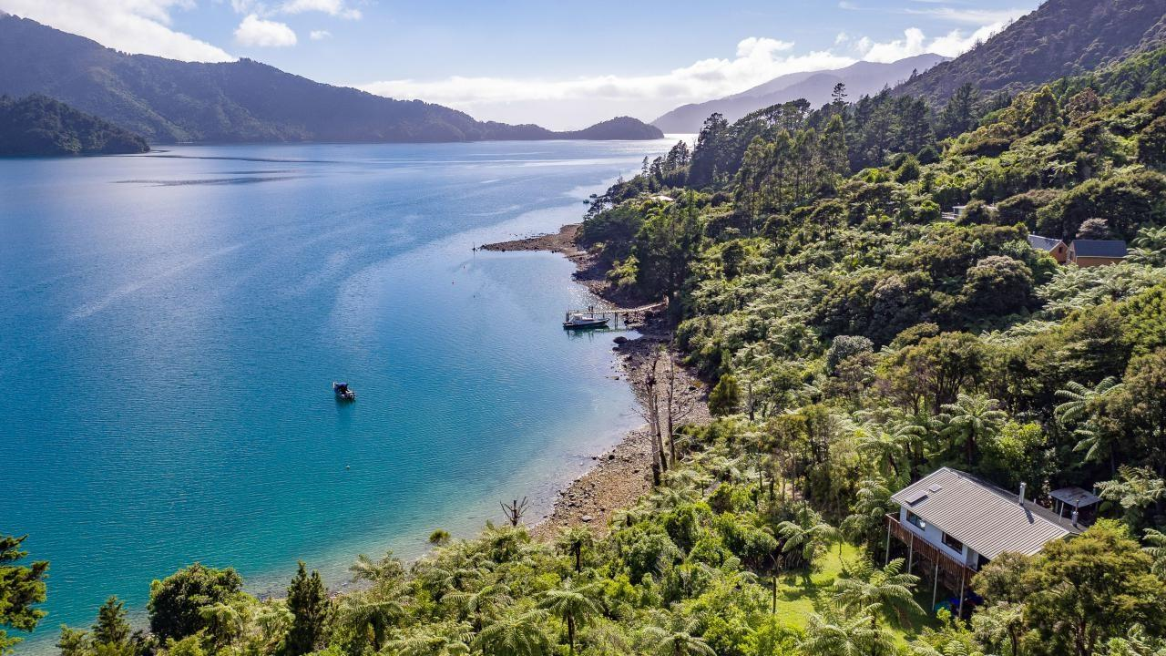 0 North West Bay, Pelorus Sounds