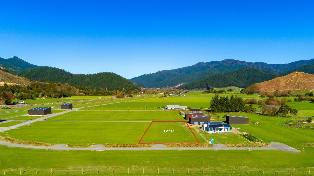 Lot 11, * Picton Lifestyle Landings, Blenheim