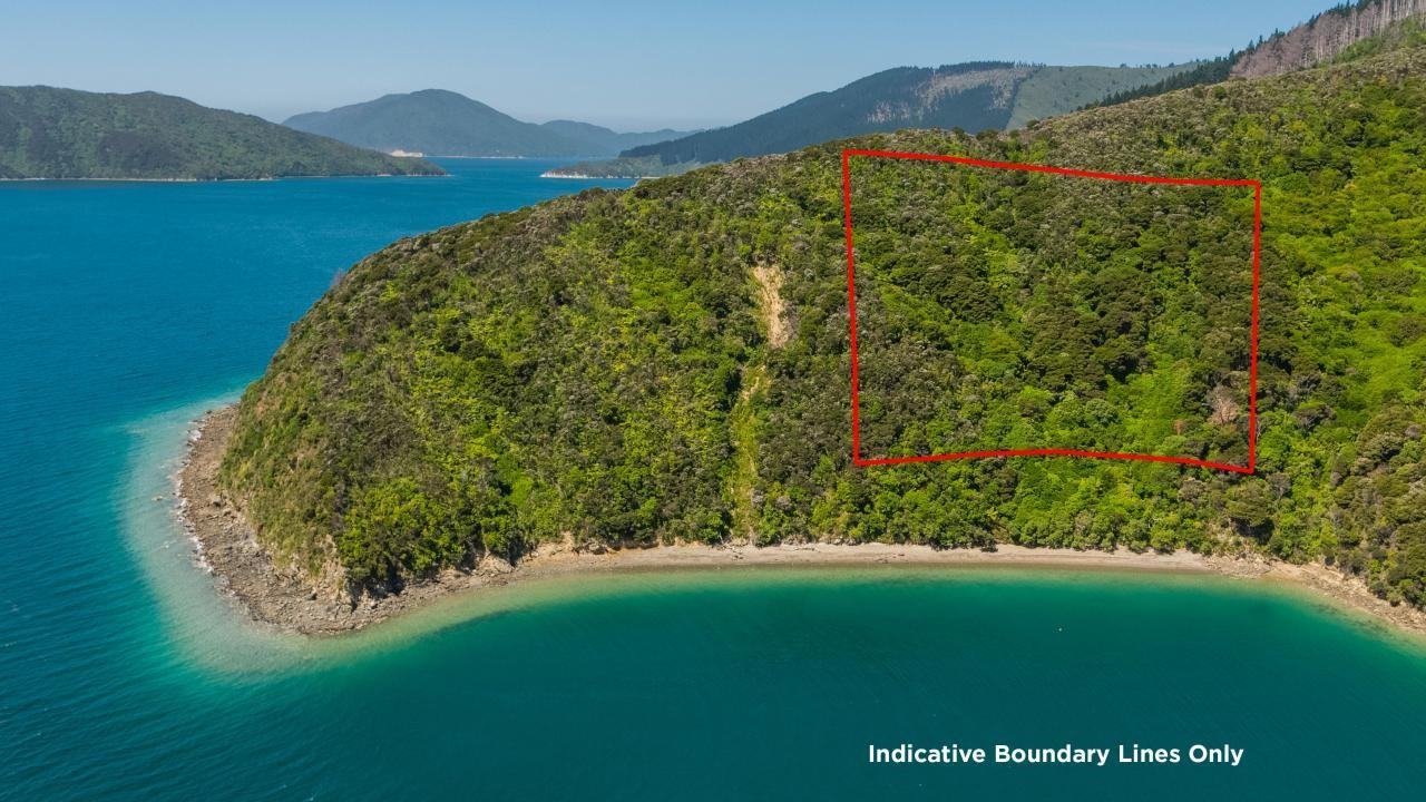 Lot 8 Patten Passage, Arapawa Island, Queen Charlotte Sound