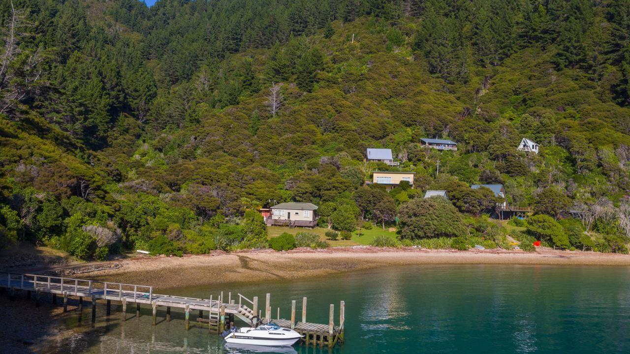 0 Driftwood Bay, Queen Charlotte Sound