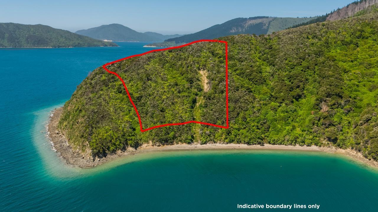 Lot 9 Patten Passage, Arapawa Island, Queen Charlotte Sound