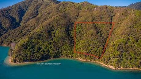 Lot 2 Patten Passage, Arapawa Island