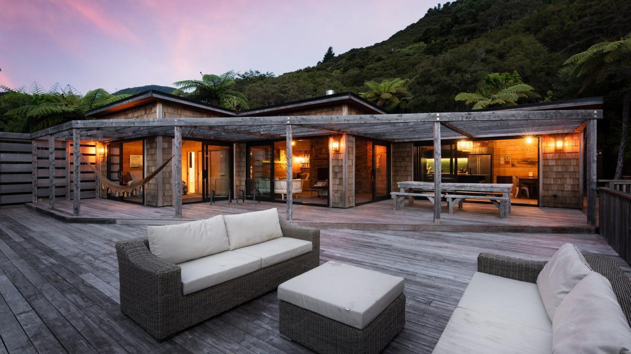 1 Yncyca Bay, Pelorus Sounds