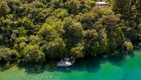 3 Double Cove, Queen Charlotte Sound