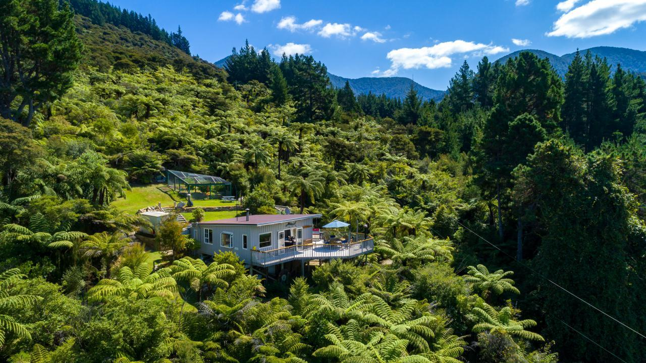 Lot 14 Rimu Bay, Pelorus Sounds