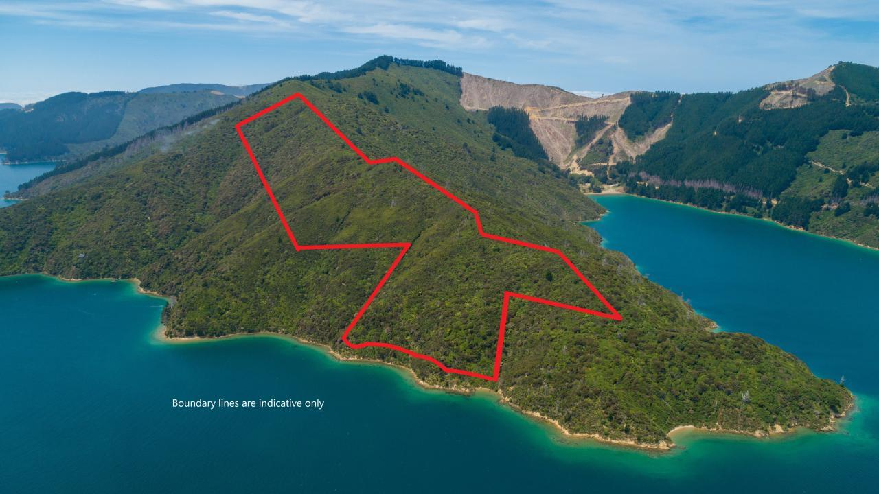 Lot 10 Patten Passage, Queen Charlotte Sound