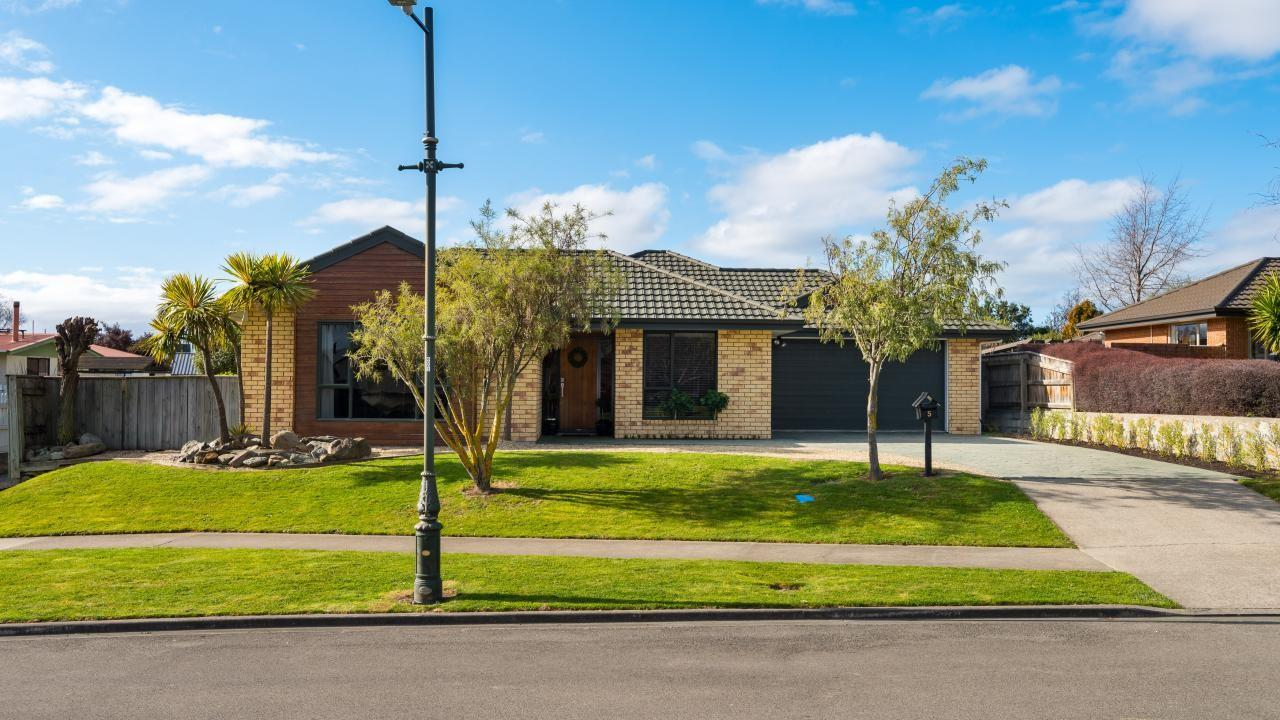5 Hillside Terrace, Blenheim