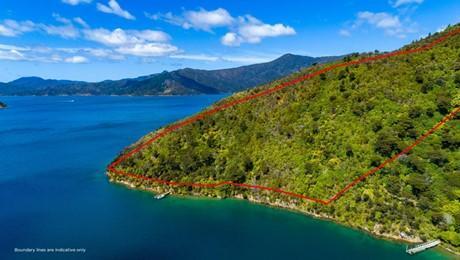 Blackwood Bay, Queen Charlotte Sound