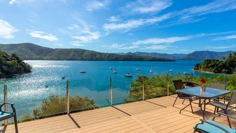 115 Port Underwood Road, Queen Charlotte Sound