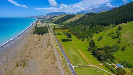 State Highway 1, Kekerengu