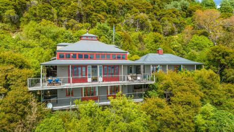 193 Port Underwood Road, Queen Charlotte Sound