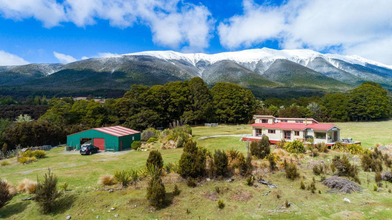 3210 Korere Tophouse Road, St Arnaud