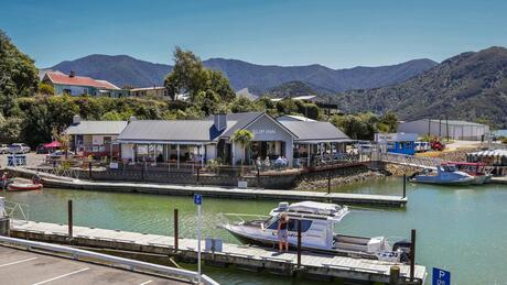 Havelock Marina, Havelock