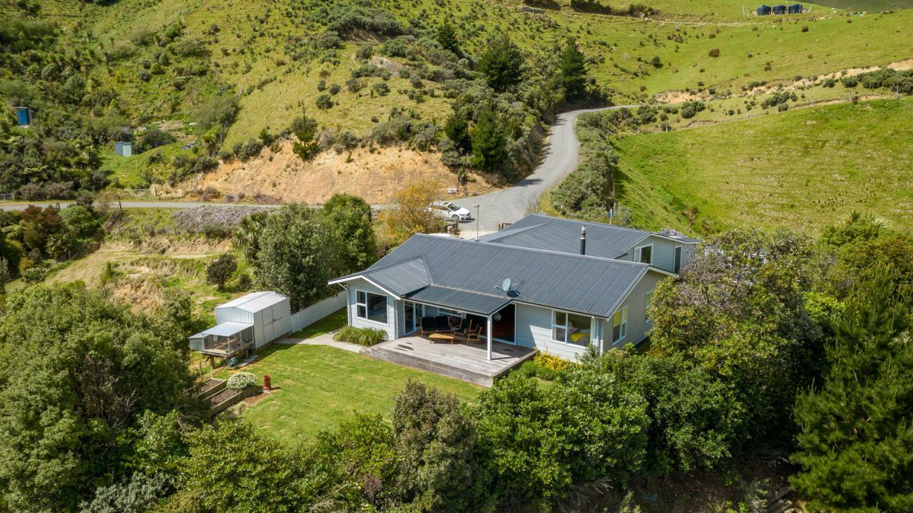 416 Cissy Bay Road, French Pass