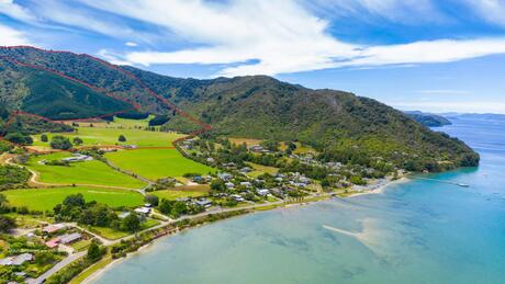 349 Anakiwa Road, Queen Charlotte Sound