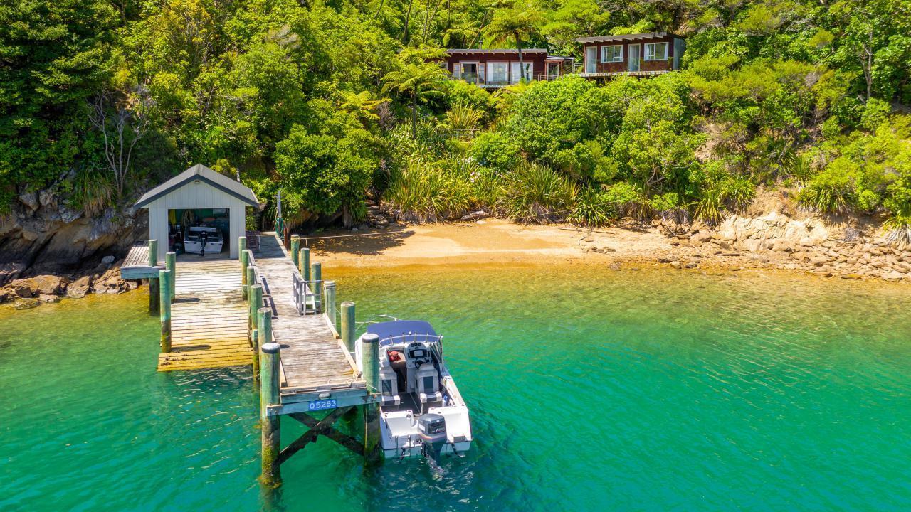 Kaipapa Bay, Queen Charlotte Sound
