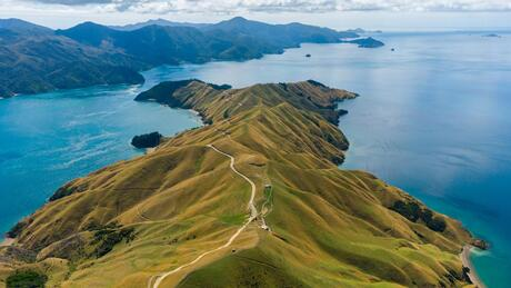 French Pass Road, Admiralty Bay