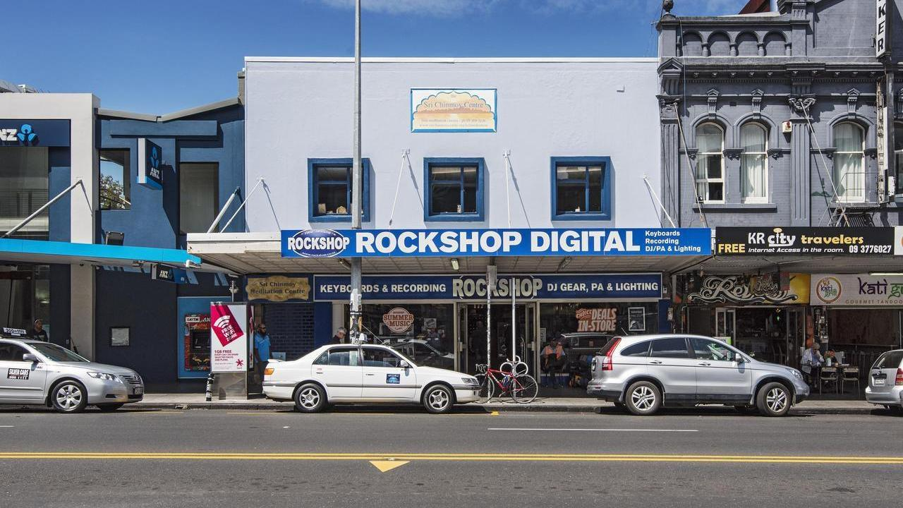 Multi Tenanted And Mixed Use K Road Investment 136 Karangahape Road Auckland Central Bayleys Realty Group
