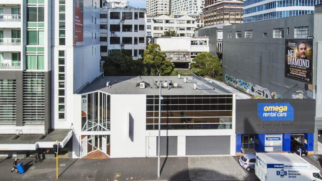 79-83 Beach Road, Auckland Central