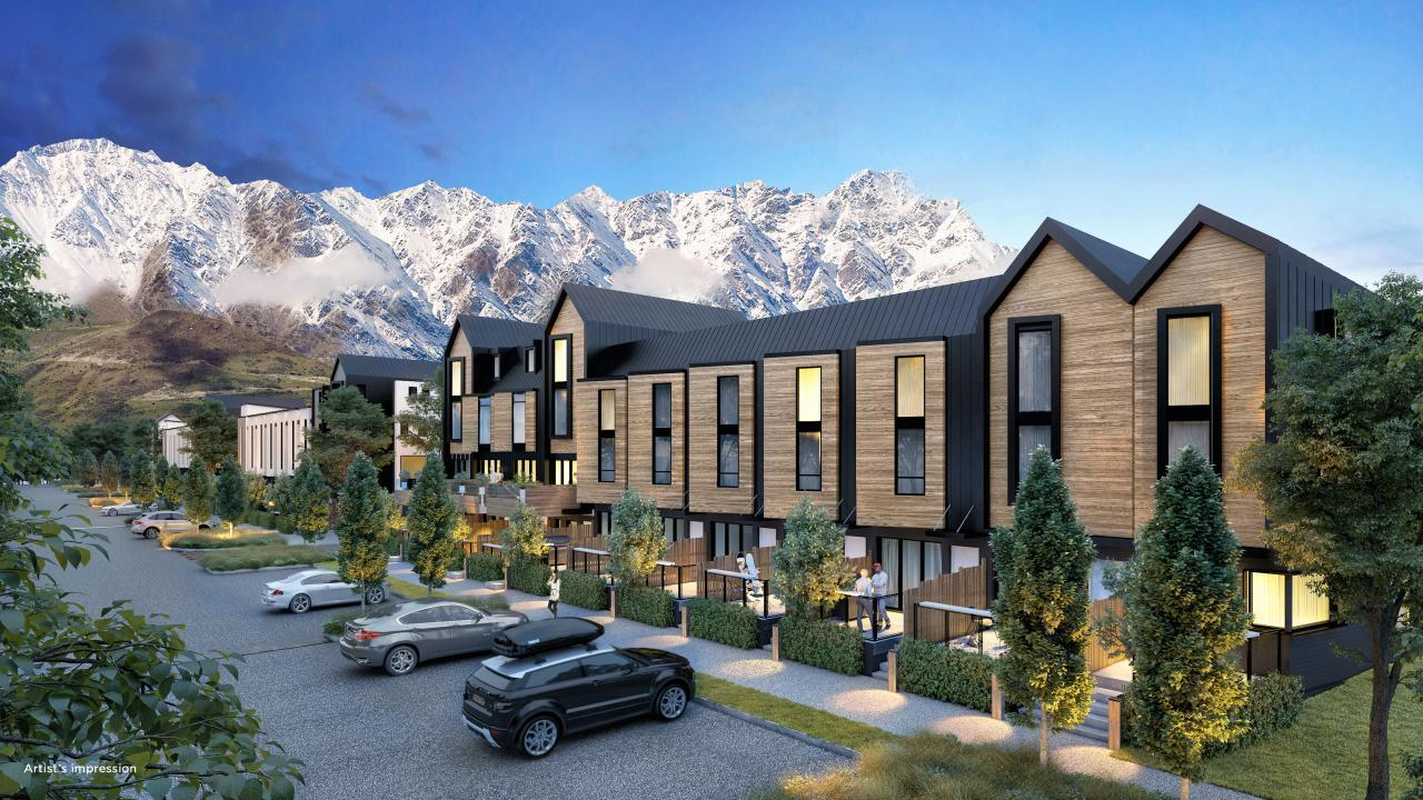 Unit A5.02 Remarkables Residences, Frankton