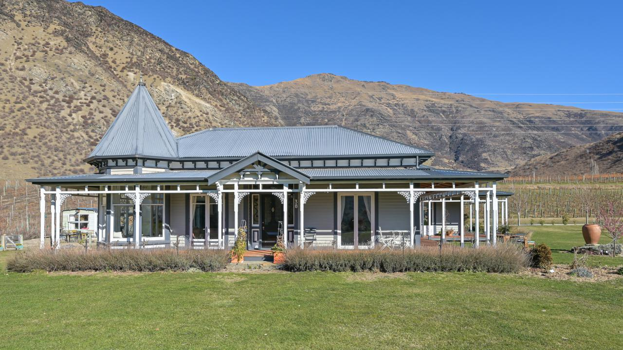 35 Gibbston Back Road, Gibbston