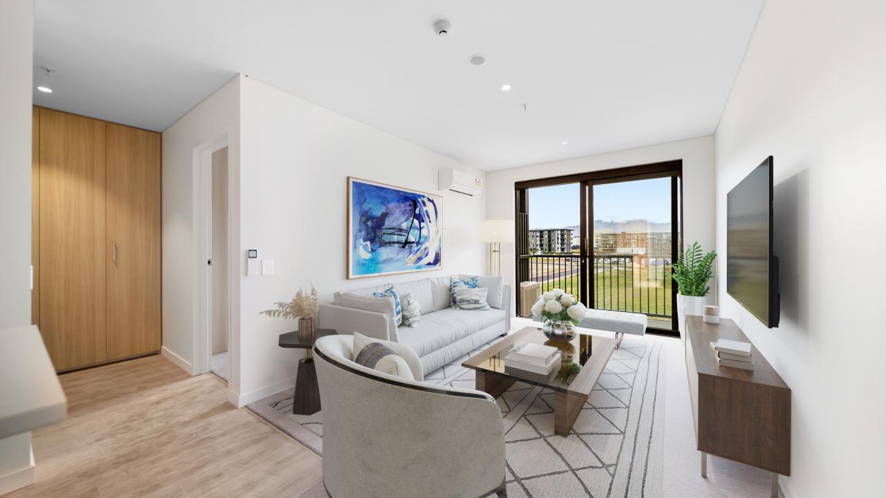 E609 Toru Apartments, Remarkables Park, Frankton