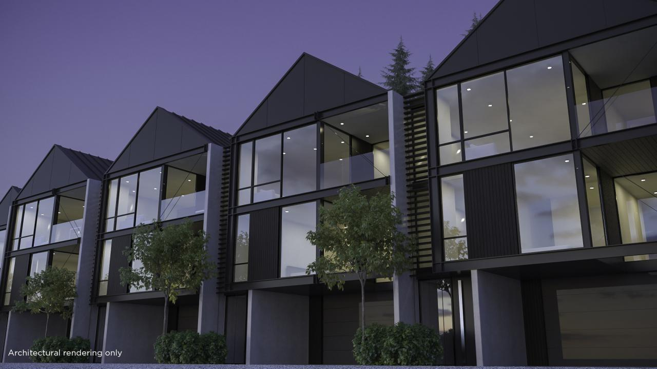 The Tiers Villas, Potters Hill Drive, Queenstown Hill