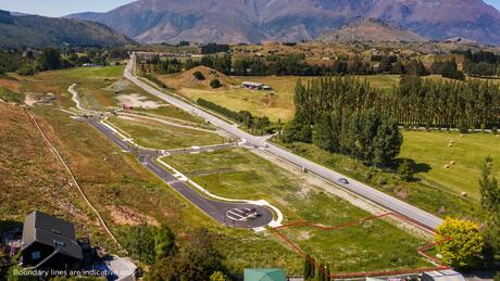 Lot 6  Arrowfields Subdivision, Arrowtown