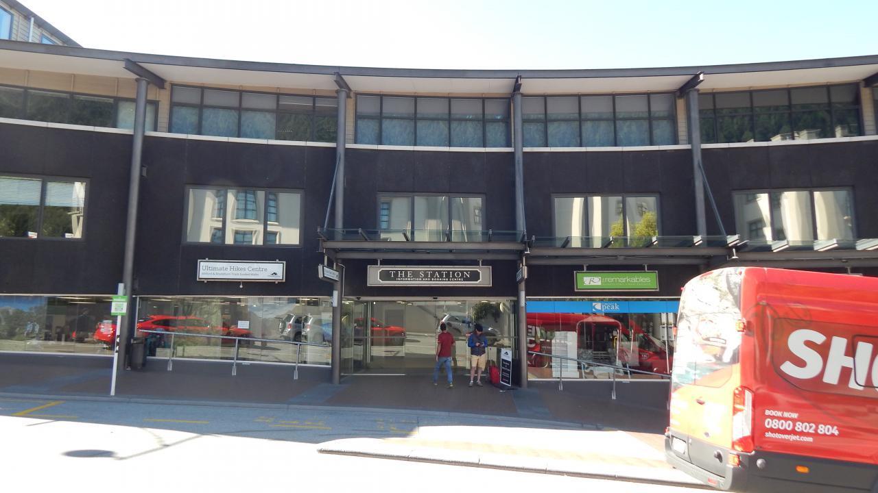 Shotover Street, Queenstown
