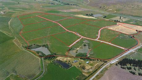 Lots 1-16  McArthur Ridge Fields Subdivision, Alexandra
