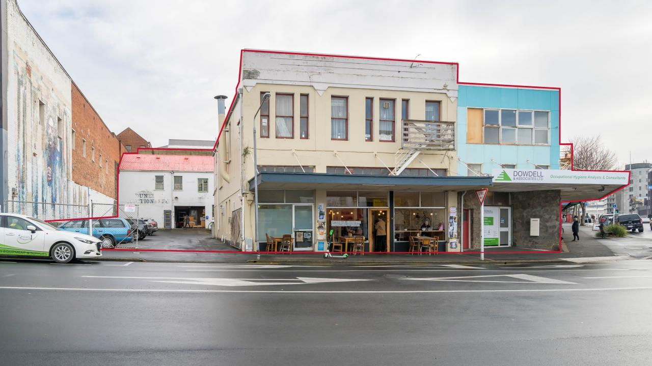 2-6 Carroll Street, Central City