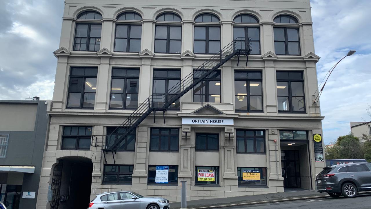 167 High Street, Central City
