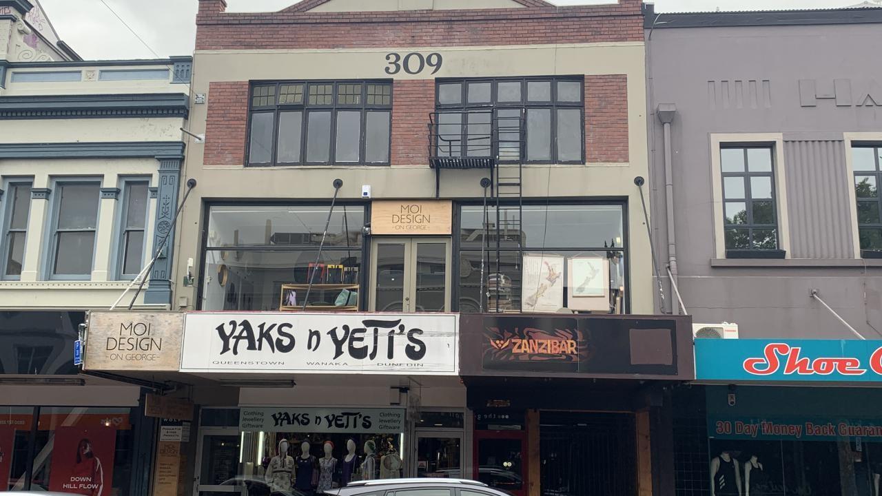 309 George Street, Central City