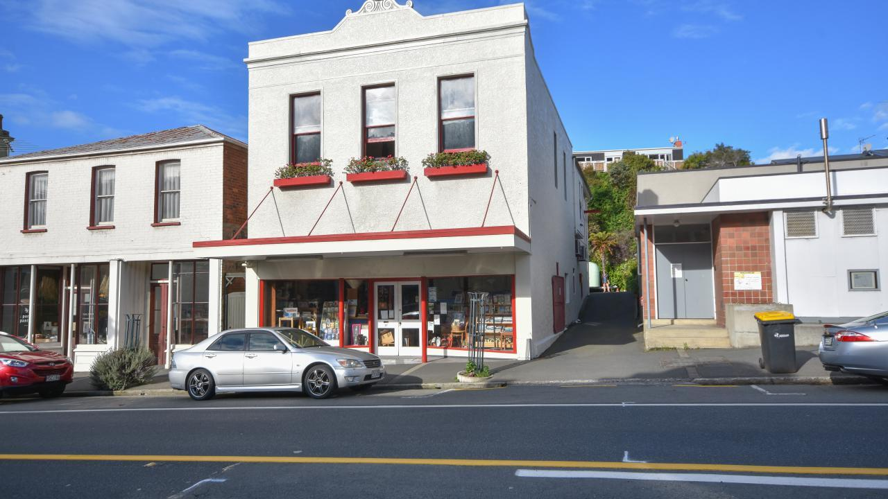 27 and 27B George Street, Port Chalmers