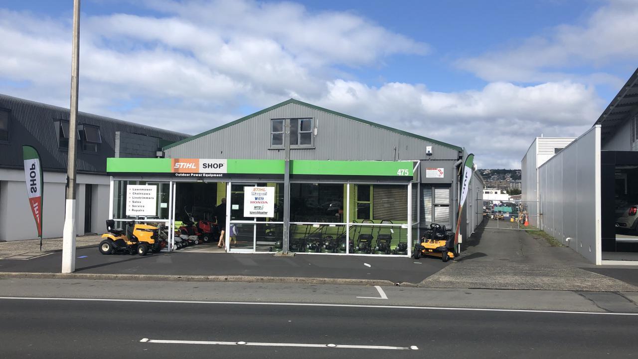 475 Andersons Bay Road, South Dunedin