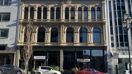 131 High Street, Central City