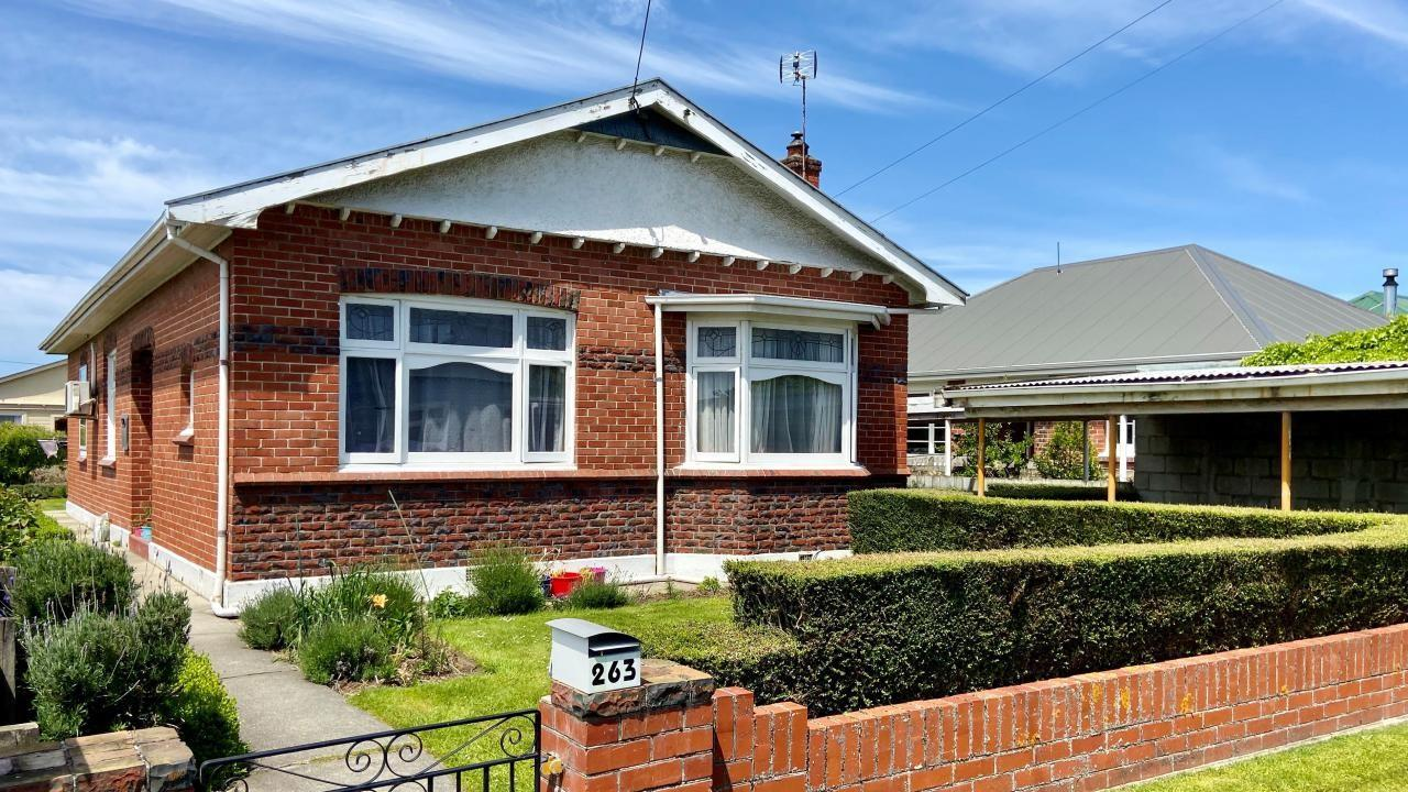 263 Oxford Street, South Dunedin