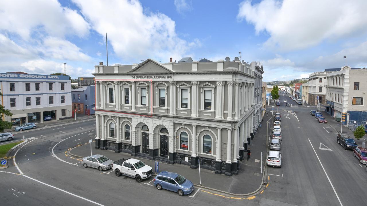 8/7 Liverpool Street, Central City - Dunedin