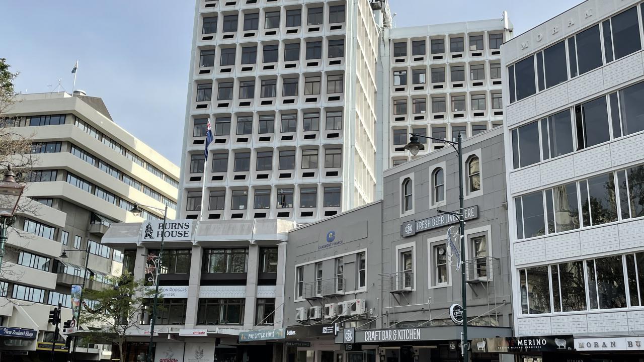 10 George Street, Central City