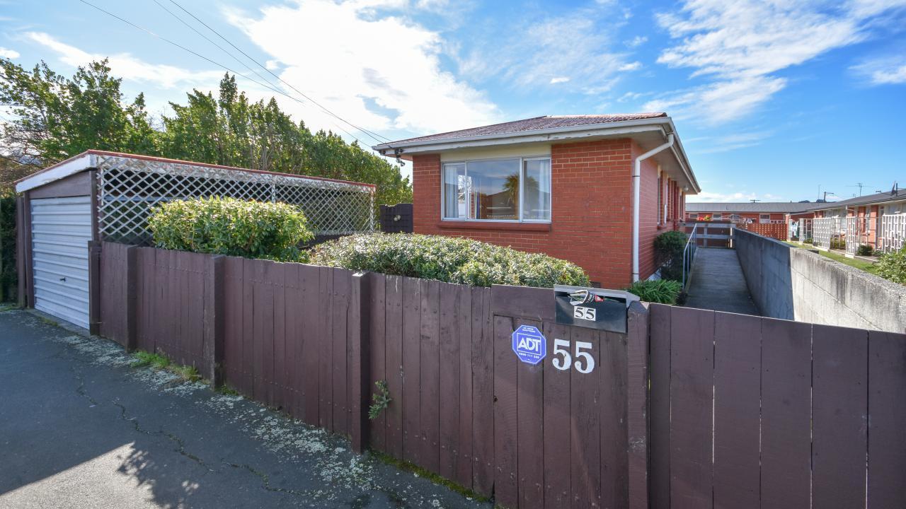 55 Cutten Street, South Dunedin
