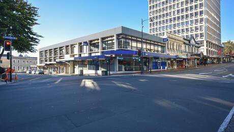 100 George Street, Central City