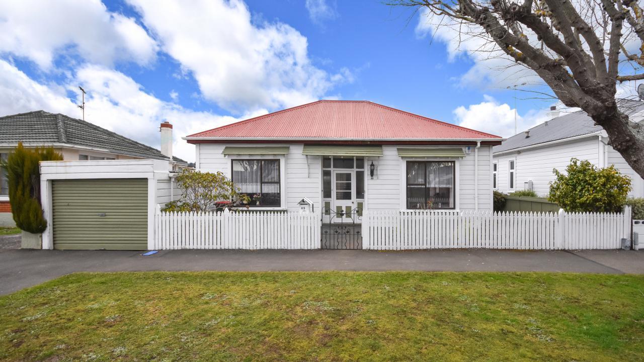 45 Kirkcaldy Street, South Dunedin