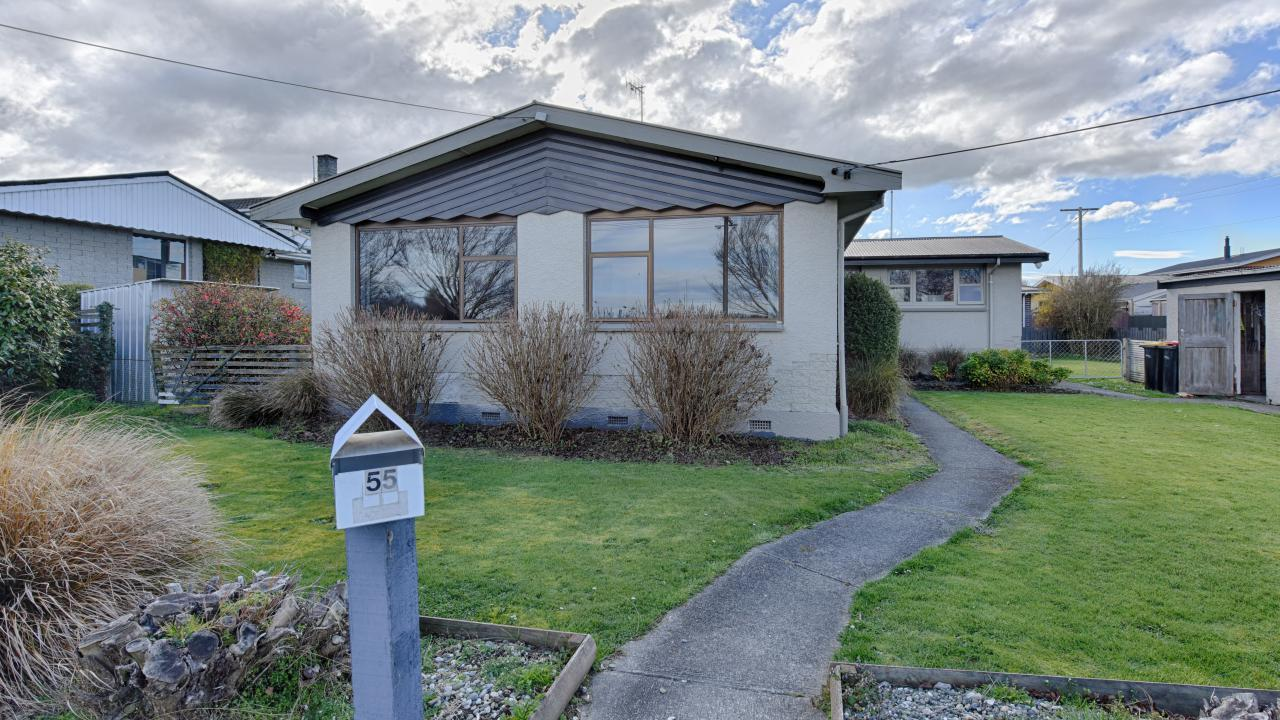 55 Coutts Road, Gore