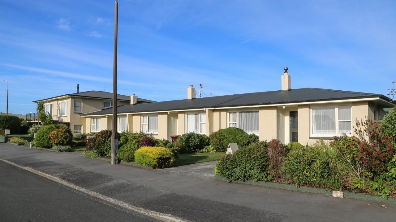 Doon Street Flats, Invercargill