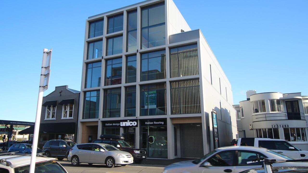 167 Victoria Street, City