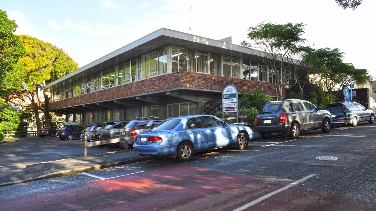 1 Young Street, New Plymouth