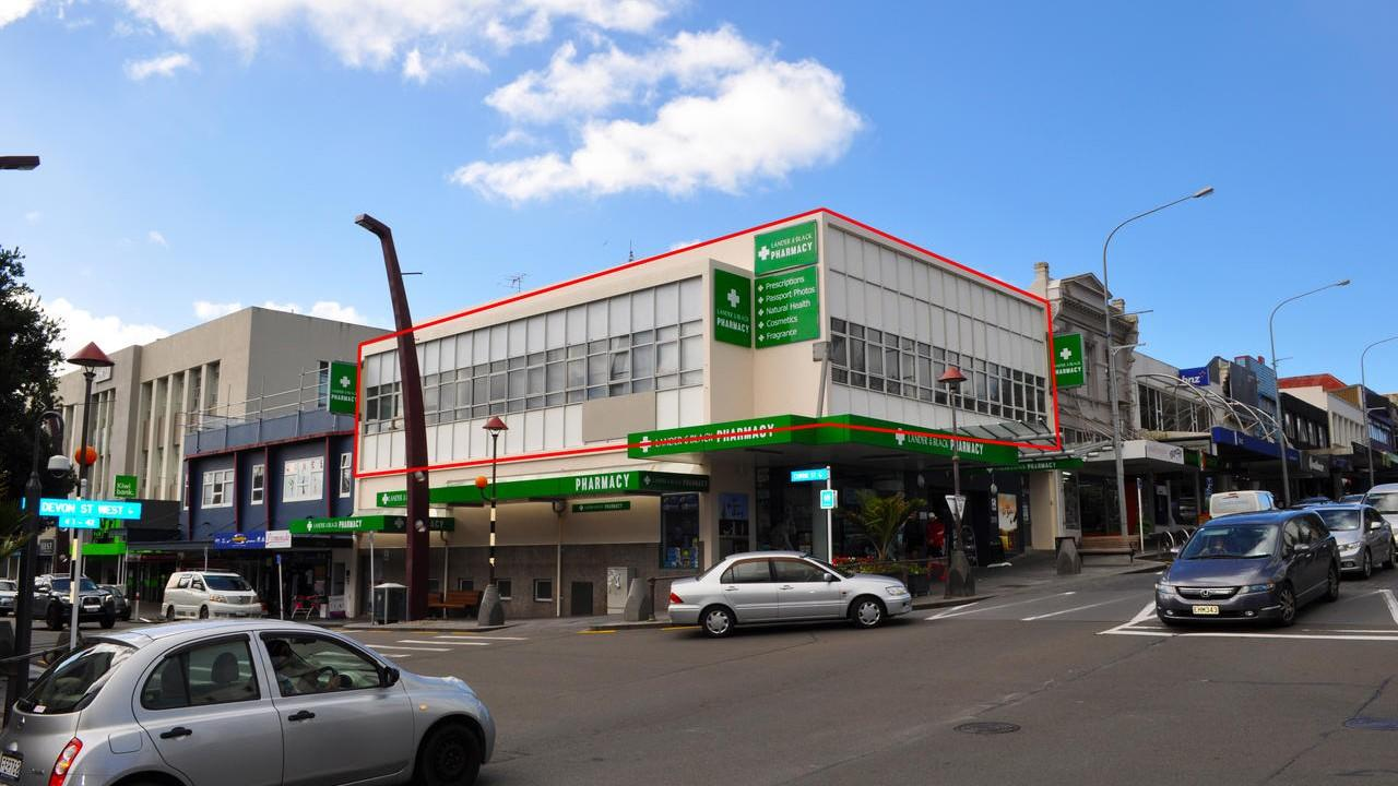 1 Devon Street East, New Plymouth