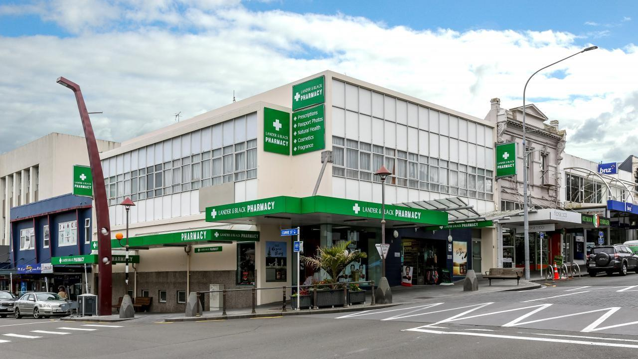 1 Devon Street East, New Plymouth Central