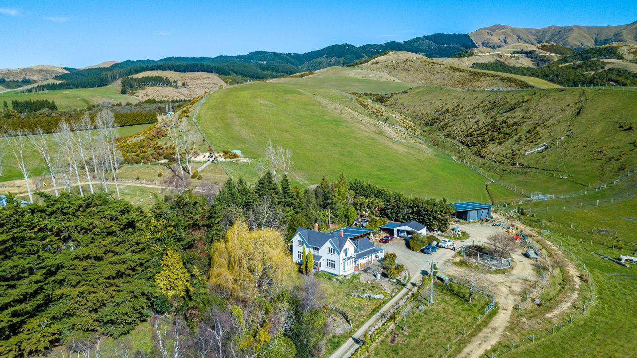 415 Upper Hook Road, Waimate Surrounds