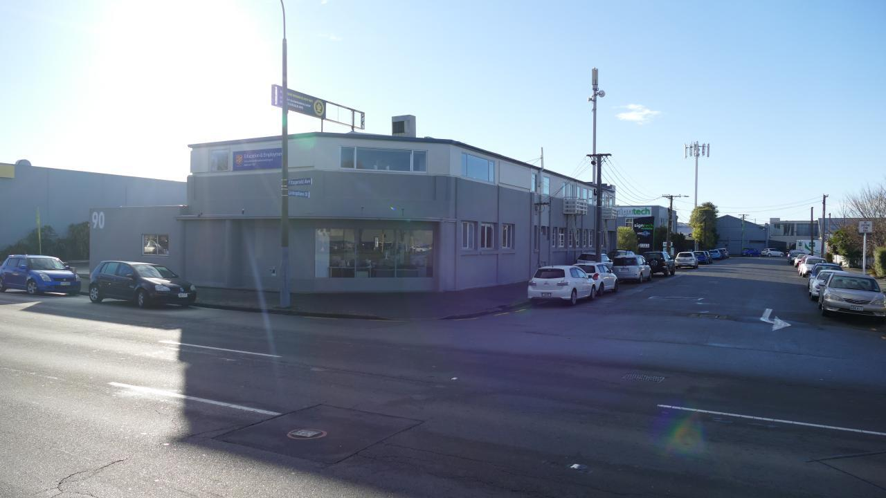 90-92 Fitzgerald Avenue, City